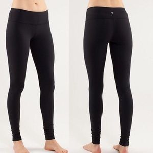 Lululemon size 10 leggings